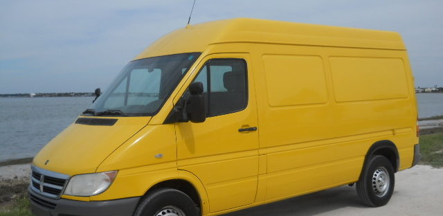 0935a7a9521ec9 The story of how a giant yellow Sprinter van became my home