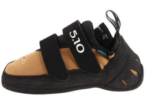 Best Overall Climbing Shoe: Five Ten's Anasazi