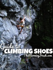 A Guide to the Best Climbing Shoes