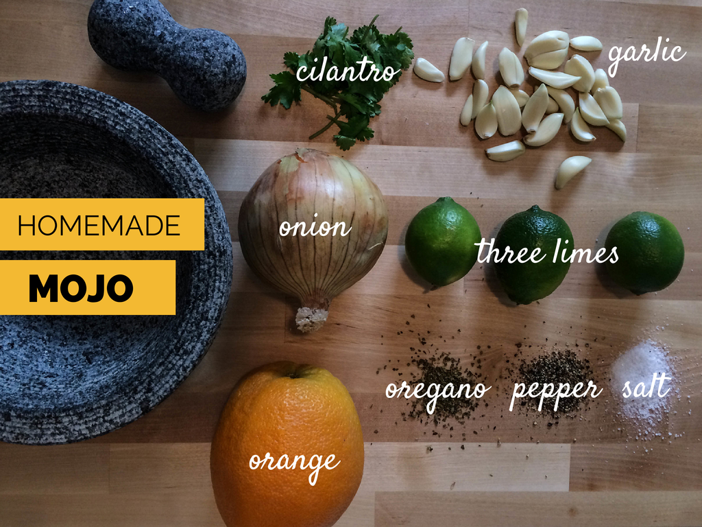 How to make your own mojo!