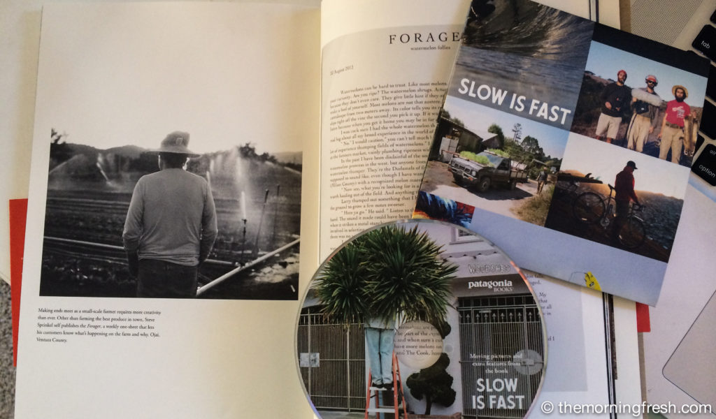 Slow is Fast from Patagonia Books
